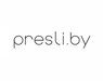 Presli_logo_words